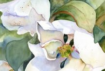 ART - WATERCOLOR -Flowers / by Transformation 2Wellness