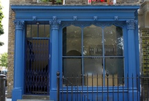 Shop Fronts - Real and miniature