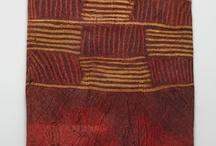 Raphia Fibre Weaving
