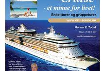 Cruise / Cruiseferier