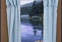 Rustic / Cottage Cabin / farmhouse decor ideas