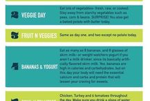1 WEEK DIET WEIGHT LOSS / All diets that make you lose weight fast in just one week