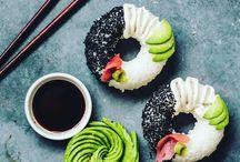 Sushi inspiracje