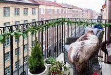 Балконы,лоджии