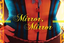 The FFT: Mirror Mirror / How does a modern day, full figured Snow White gain confidence and find true love? Through burlesque! Novel by Katherine Noll AVAILABLE NOW ON AMAZON.COM