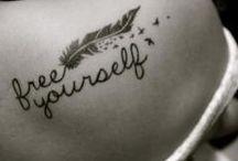 Tattoos!! / by Diana Puodziukynaite