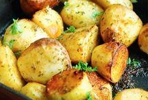 cartofi de post
