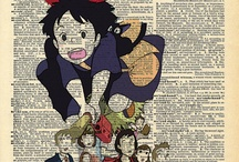 Studio Ghibli (ノ◕ヮ◕)ノ*:・゚✧