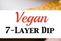vegan fingerfood parties