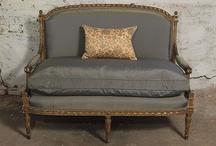 Elegant Seating  / by Gracefully Vintage