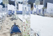 Beach Wedding / This board will give inspiration to those of you who are planning destination weddings.