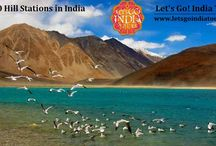 Top 10 Hill Stations in India / Read blog on Top 10 Hill Stations in India  http://letsgoindiatours.blogspot.in/2016/05/top-10-hill-stations-in-india.html