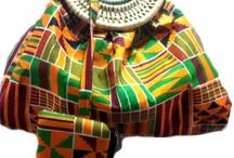 KENTE MATERIAL CLOTHING AND MENS COTTON SHIRTS / Kente Cloth is  a type of silk and cotton fabric made of interwoven cloth strips and is native to the Akan ethnic group of South Ghana.  Kente cloth has its origin in the Ashanti kingdom, and was adopted by people in Ivory Coast and many other West African countries. Over time, the use of kente became more widespread. However, its importance has remained and it is held in high esteem with Akans.  See http://delvi-international.com/product-category/kente-material-clothing/