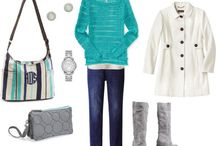 31 Style #canadianbaglady / What's your style? Thirty-one has a perfect bag to match your unique style. #canadianbaglady #thirtyone  www.mythirtyone.ca/Sarah