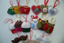 Christmas Ornament Ideas / by Pyper Dow