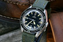 Vintage Watch Strap Combos