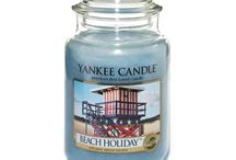 Beach Holiday / Like a vacation by the shore anytime . . . the clean, fresh scent of ocean air is so real you can practically feel the salt spray. / by Yankee Candle: Scented Candles | Home & Car Air Fresheners, Fragrances & Decor
