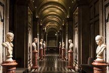 Historic Spaces,Castles,Museums
