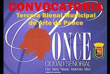 Convocatorias de Arte / Convocatorias, certámenes y concursos de arte en Puerto Rico