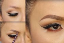 Makeup to Make Up / Make up tricks