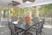 Sunrooms and Screened Porches in Lake Norman