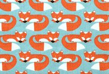 Funny pattern for kids, trendy fabric / Childrens patterns, fabric and wallpaper