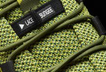 Knitwear sneakers
