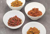 Spice recipes