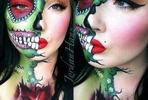 Wicked make up