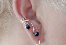 Bisuteria / Ear Cuff Wrap