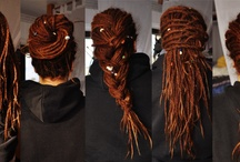 Dreads style