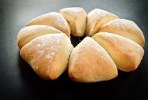 Breads sweet, savory and inbetween / by Kelsi Kaplan
