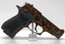 I want a gun! / by Heather Allmond