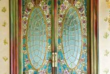 Enchanting doors and windows