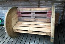 Pallet Projects / Wooden pallet stuff
