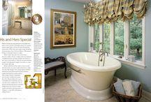 French Inspired Master Bath | Gwynedd Valley PA / French Inspired Master Bath | Gwynedd Valley PA