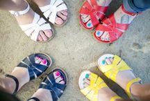 Salt-Water Sandals / Salt-Water Sandals