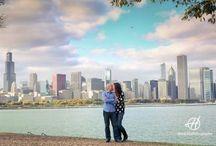Chicago Engagement Photographers