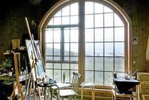 Inspiring studio spaces and ideas