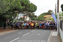 Raid de l'Archipel 2015 / 10ème édition du Raid de l'Archipel - Agde Le Cap d'Agde - Course à pied - Kayak - VTT - Tir sportif - Course d'orientation - Trail