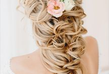 Wedding hairstyles / Hairstyle ideas