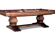 """Broadway Collection - Blatt Billiards / Blatt Billiards is considered by many to be the finest table maker in the world. We have earned this reputation over the years because """"We Never Compromise"""" on our materials or workmanship.  http://blattbilliards.com/broadway.php"""