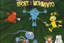 Il Corpo Umano Sport e Movimento / Album di figurine Il Corpo Umano Sport e Movimento edito dai supermercati Ali aliper ; dettagli della collezione http://www.celomimanca.it/album/99
