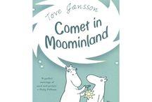 The original Moomin novels