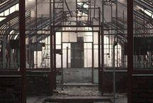 Corrugated steel værksted