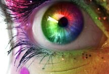 "Olhos / ""Os olhos são as janelas para a alma"" - (Edgar Allan Poe)"