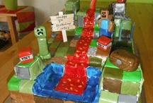 Logan Birthday cake / by Wendy Collins