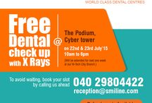 Best Dental Clinics in Hi-Tech city / Smiline is one of the best dental hospitals in Hi-tech city and Punjagutta, Hyderabad with large and well advanced equipped treatment technology and services.