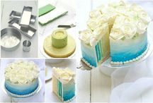 vertical layer cakes