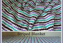 Crocheted Blankies